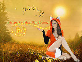 FurryDanny Happy Birthday
