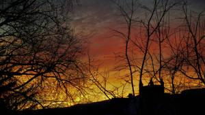 Morning Sunrise by Ambruno