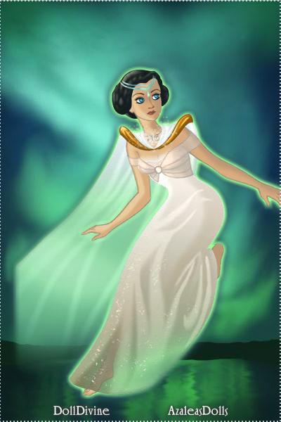 Water Queen by amanmangor