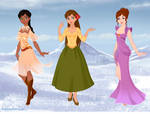 Disney Heroines Part 3