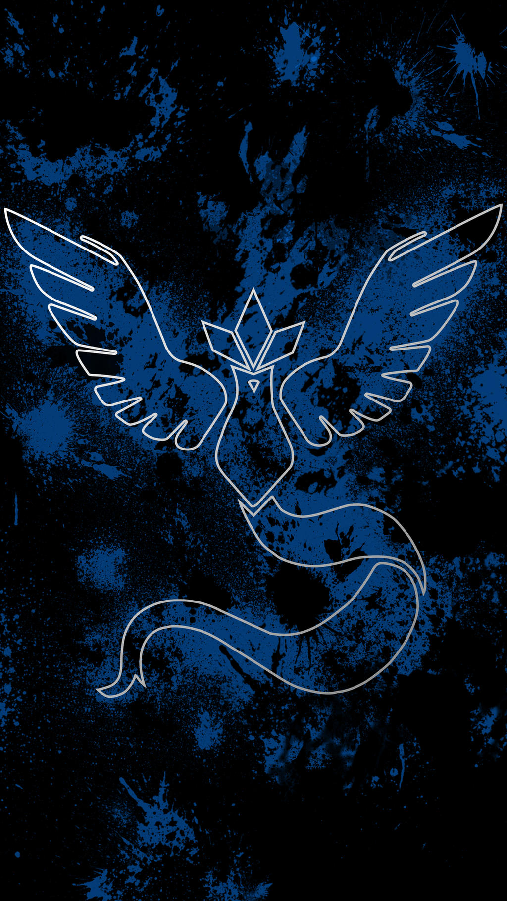 Team Mystic phone wallpaper by Phystic on DeviantArt