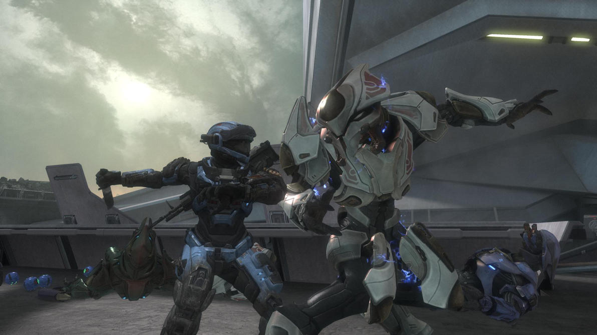 Halo Reach Picture: Dancing with the Ultra Elite by ...