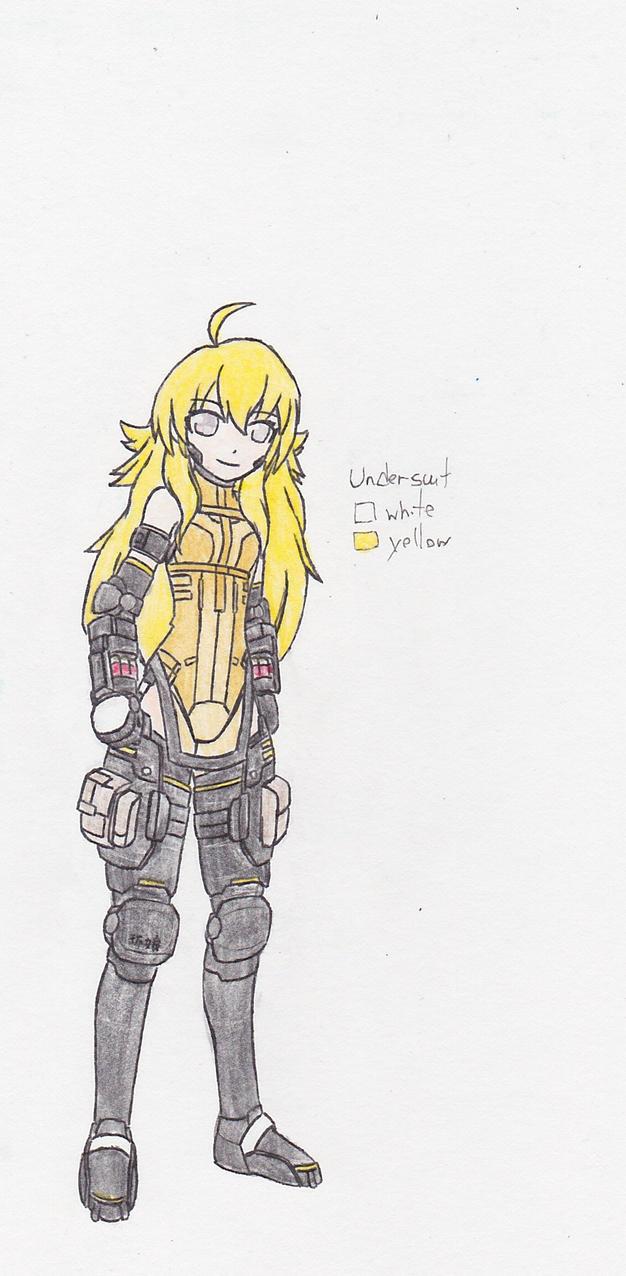 Unique Anime Character Design : Unique character design by nisukitsune on deviantart