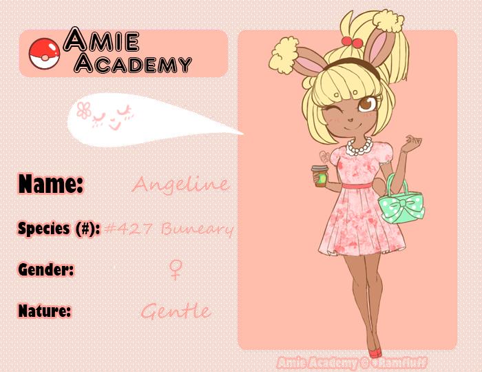 Amie App - Angeline by LumaKuma