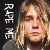 Kurt Cobain: 'Rape Me' Icon by I-Rant-Quite-Often