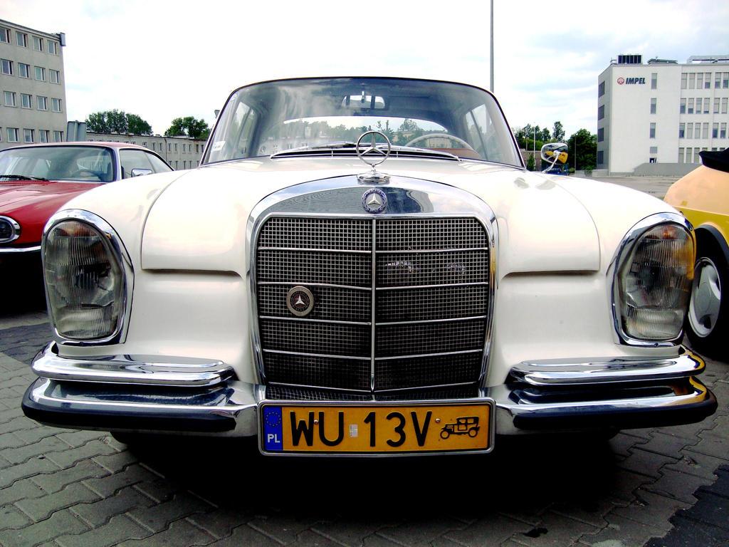Autonostalgia 2012: A True Mercedes by Basstard79
