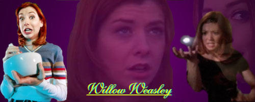 Willow Banner by EverythingMagic