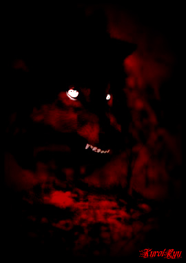 Demon Wolf 3 By 12tailed Shadow Fox