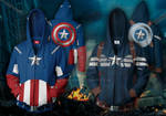 Captain America Hoodies