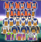 Dragon Ball Z Hoodies by lumpyhippo