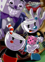 Don`t lose next time/ Cuphead