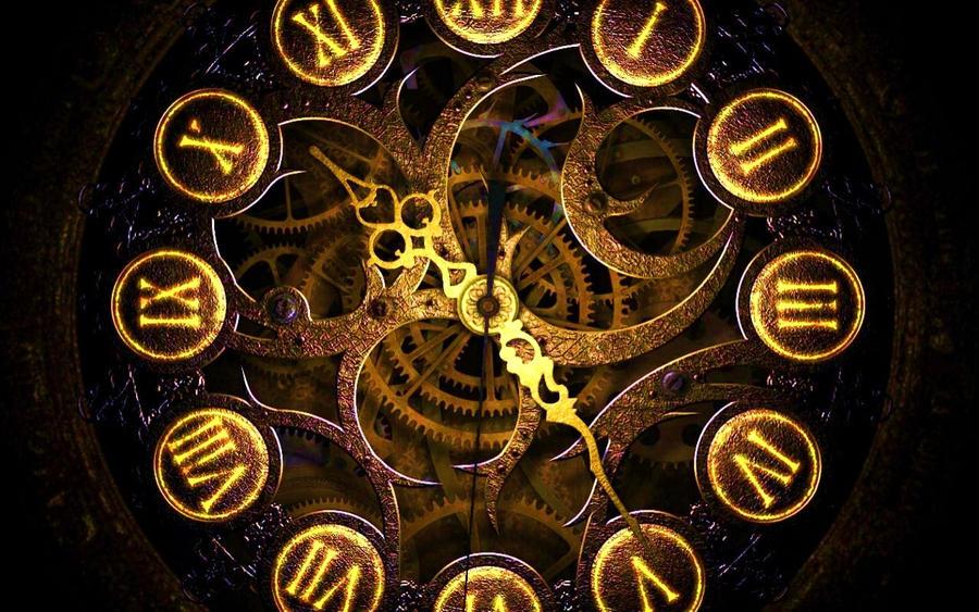 Clockwork Wallpaper by Senovan on DeviantArt: senovan.deviantart.com/art/Clockwork-Wallpaper-256796243