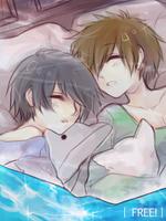 [7.28.2013] free! sleeping sobs by akiicchi