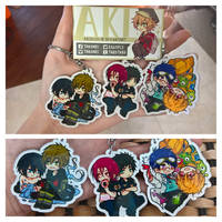[ MERCH ] Future Fish Keychains Preorders Open !