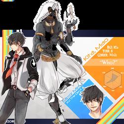 Persona Zer0 || MAO by akiicchi