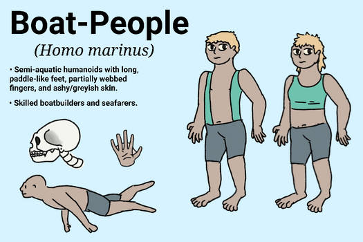 Boat People Reference and Info