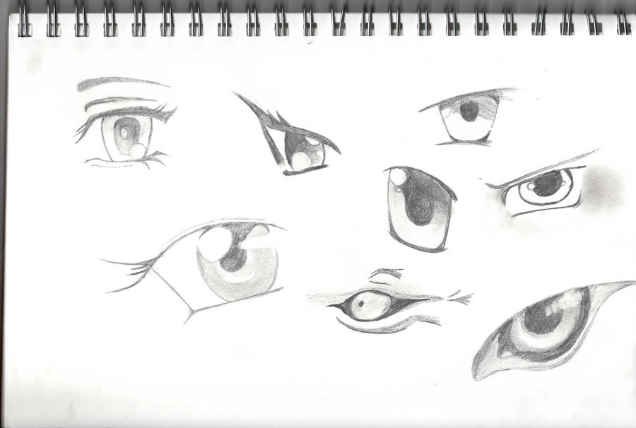 Anime eyes by c o r g i on deviantart anime eyes by c o r g i ccuart Choice Image