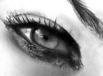 Kristin Kreuk eye by baddassmatt