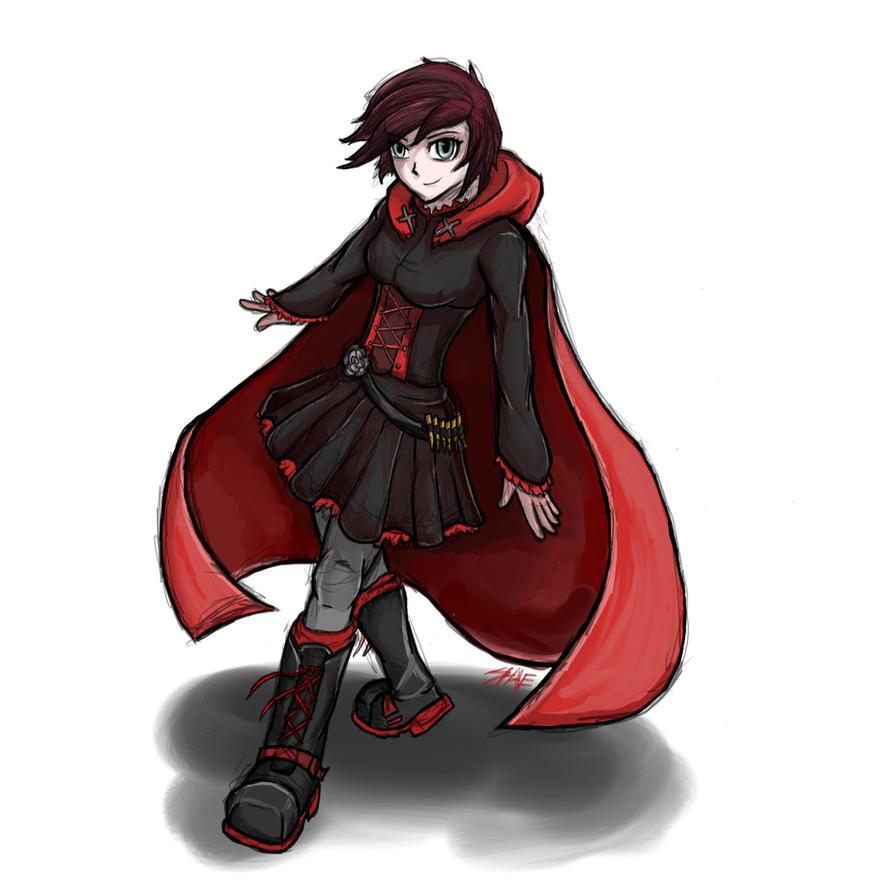 Ruby Rose by 123shaneb