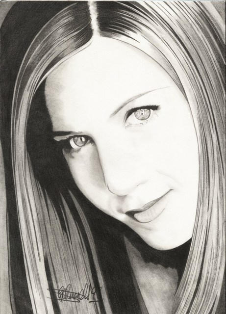 Jennifer Anniston by gadget1998