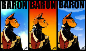 Just the Baron