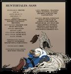 Huntertales - Sans