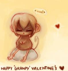 Be my Grump - V-day by cheenot