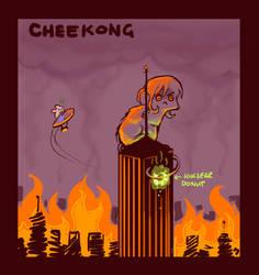 WOOFY VS CHEEKONG by cheenot