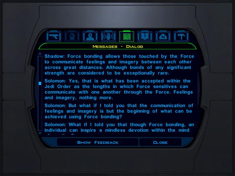 Force Bonding- Keiran? by DarthVengeance0325