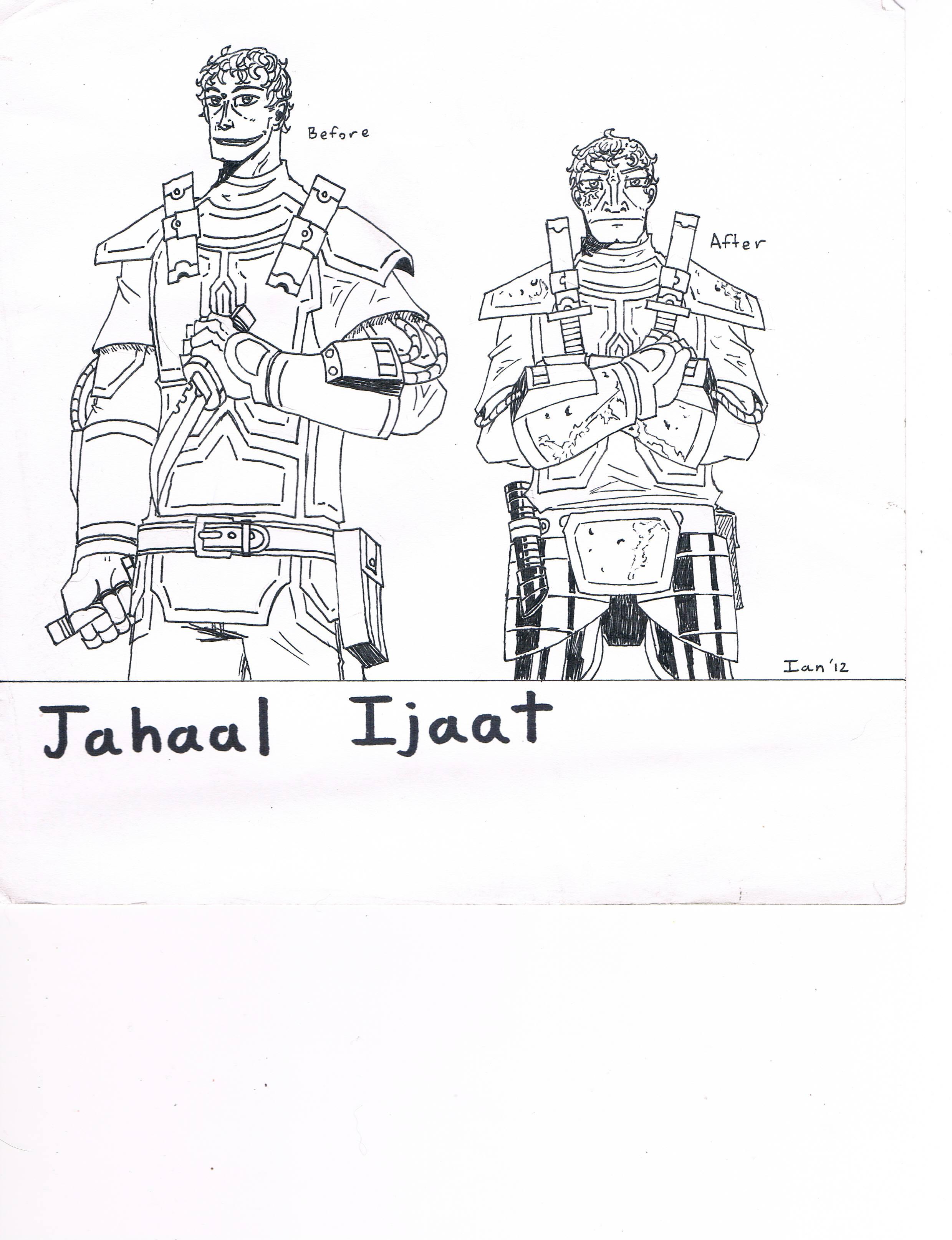 Jahaal Ijaat by DarthVengeance0325