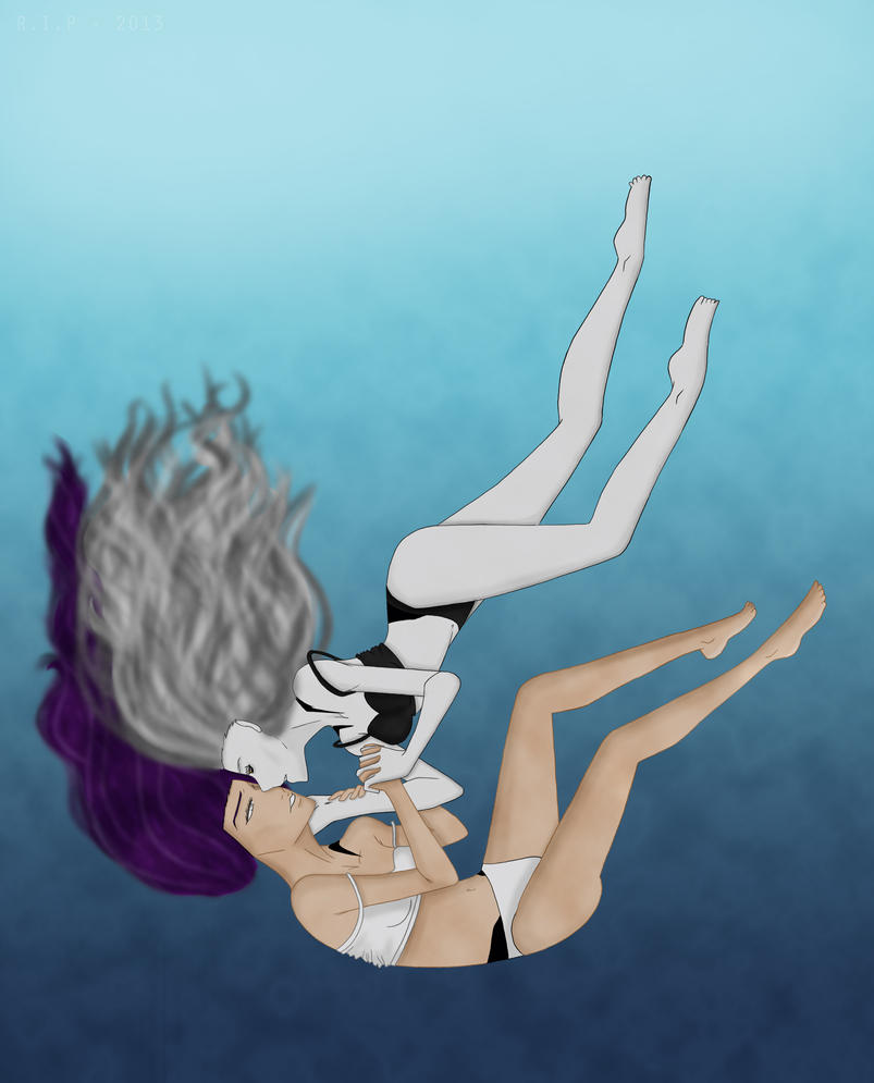 I'll Drown by wobbily