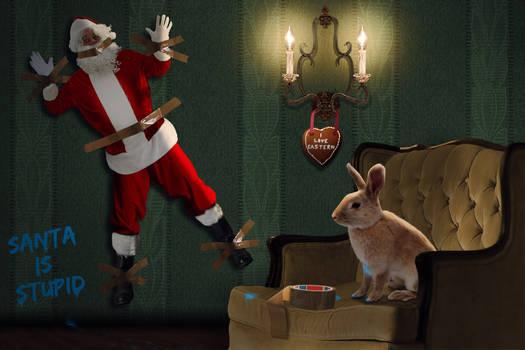 Game over, Santa