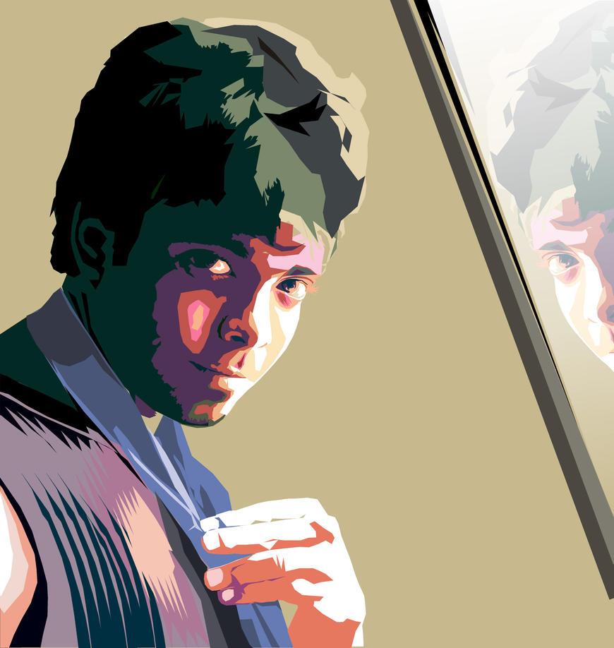 Sid Portrait vector by yesprabhakar