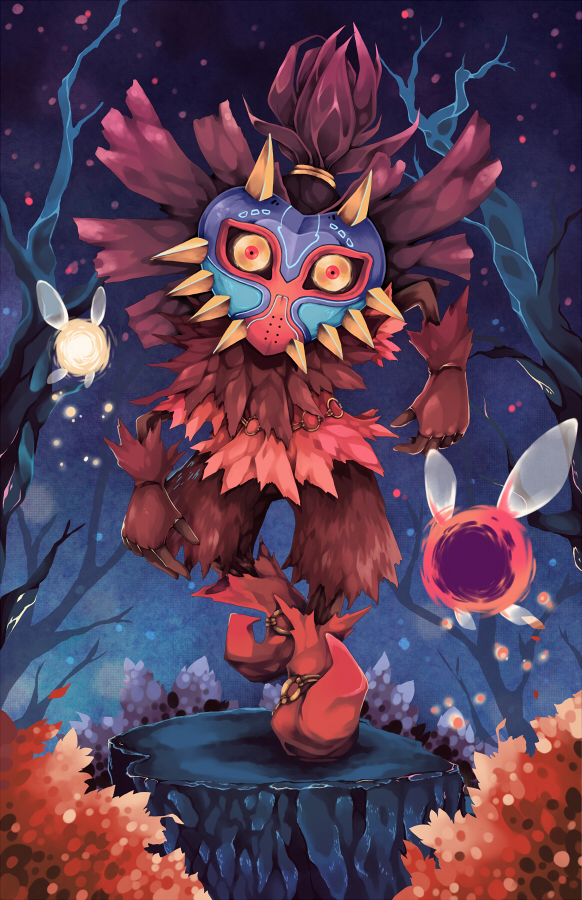 Legend of Zelda - Skull Kid