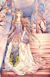 The Legend of Zelda: Princess Zelda by Hodremlin