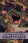 Pokemon Travel Poster - Diglett's Cave