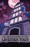 Pokemon Travel Poster - Lavender Town by Hodremlin