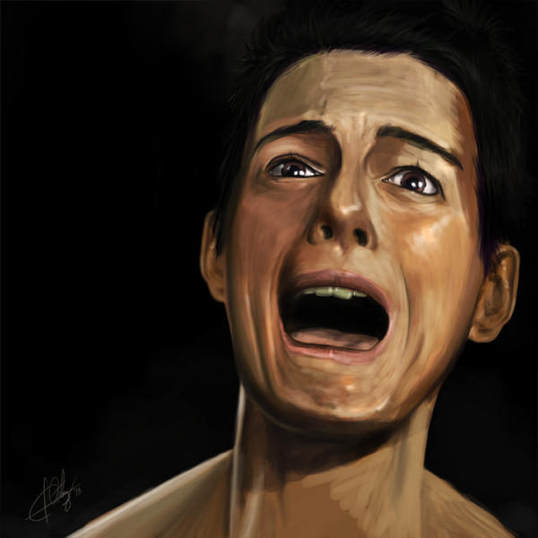 Anne Hathaway Les Miserables By Efcee On DeviantArt