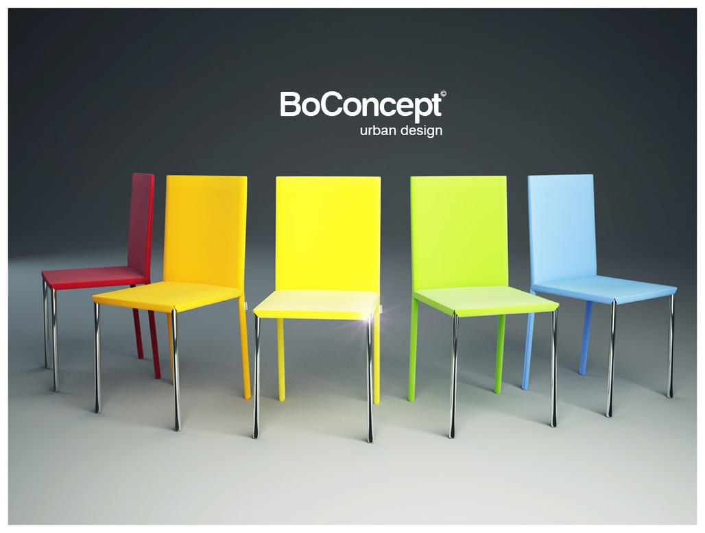 Zara chair from boconcept by ranggaumbas on deviantart for Bo concept