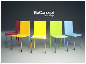 zara chair from BoConcept