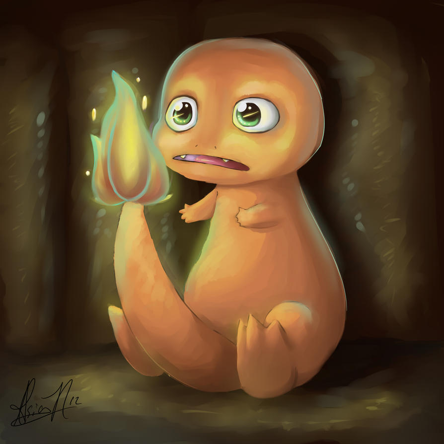 Charmander(Well, hellooo sexual) by 4everHandInHand