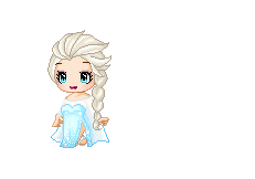 Fantage: Elsa from Frozen (Theme of the week 12) by Brinjsana