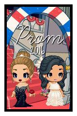 Fierce Prom by Brinjsana