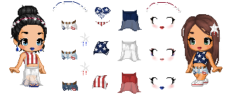 4th of July Clothes by Brinjsana