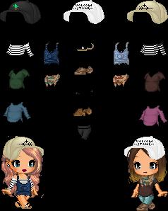 More Clothes by Brinjsana