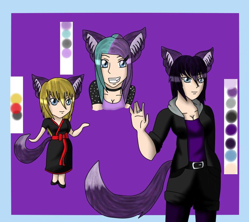Wolfish Reference  by wolfishgod