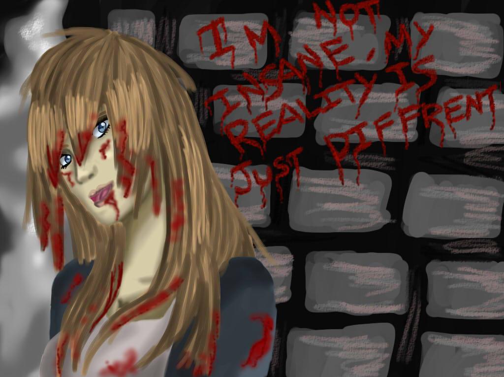Dark Alice by wolfishgod