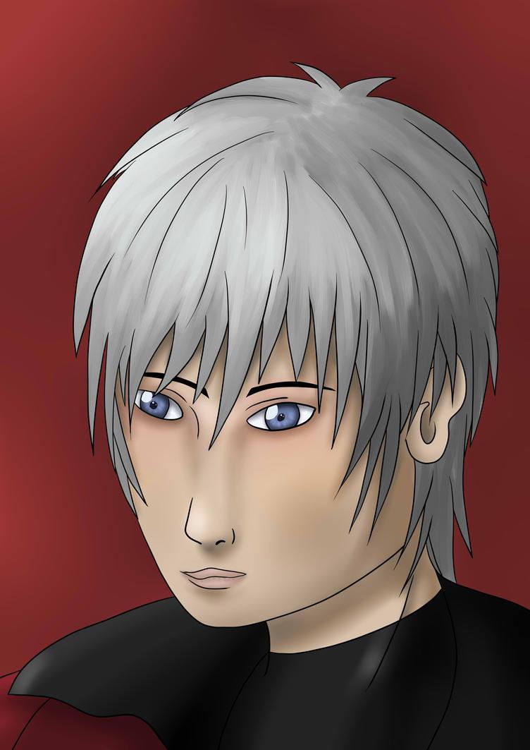 Dante by wolfishgod