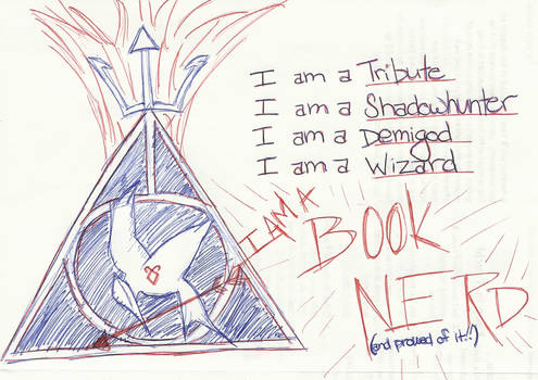 I AM A BOOK NERD 1