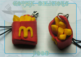 MacDonald chips by Hairac